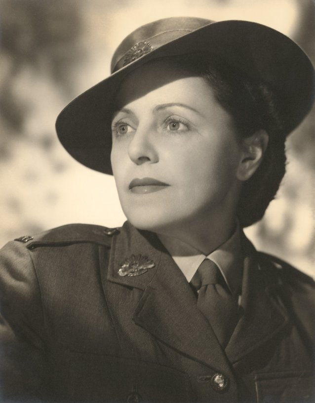 Portrait of Marjorie Alice Weynton, c. 1940 by Athol Shmith