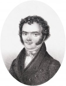 Joseph Paul Gaimard, c.1830 by De Bove
