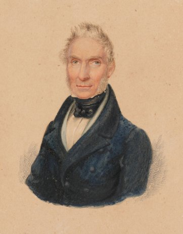 Charles Windeyer, 1830s by an unknown artist