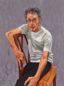 Portrait of Tim Bonyhady 2015, by Andrew Sayers