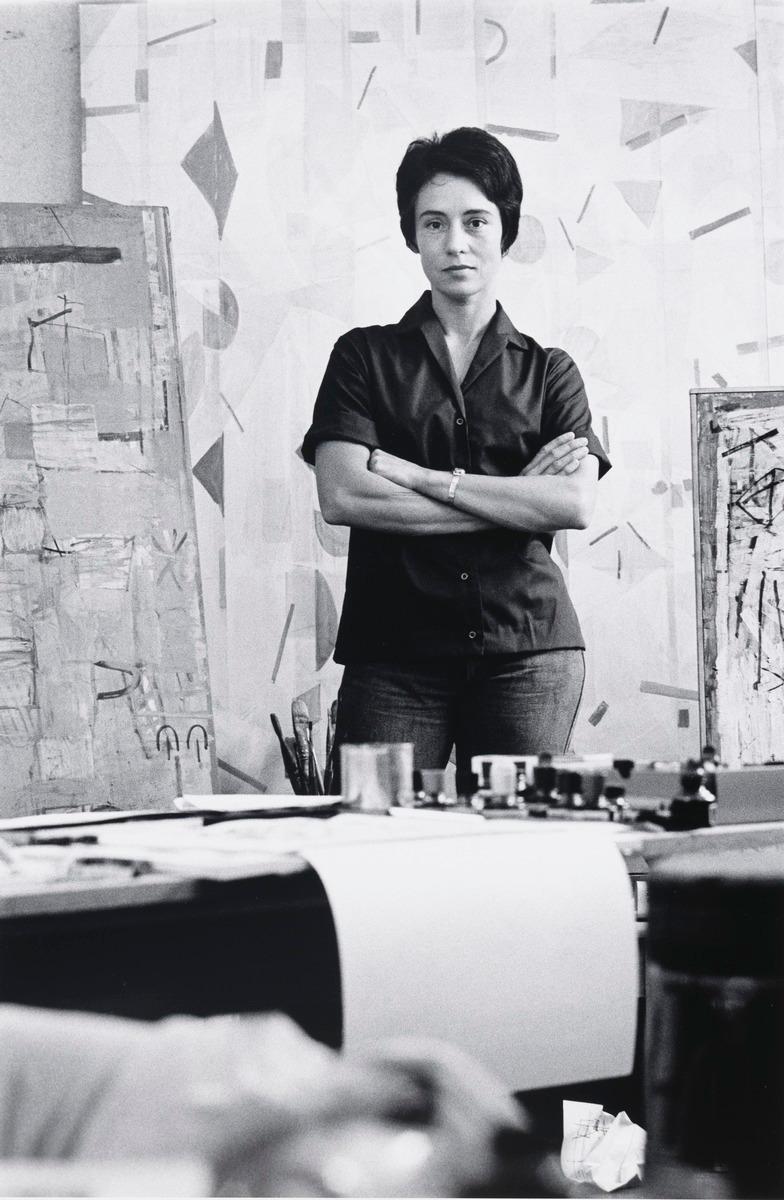 Yvonne Audette, Vaucluse, Sydney, National Portrait Gallery