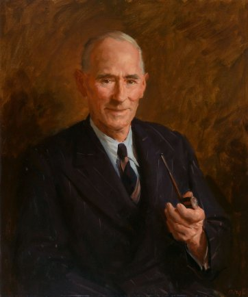 Walter Reginald Hume, c.1944 William Dargie