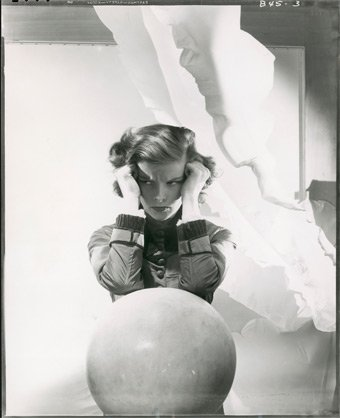 Katharine Hepburn, by Cecil Beaton, 1935 publ. July 1935.