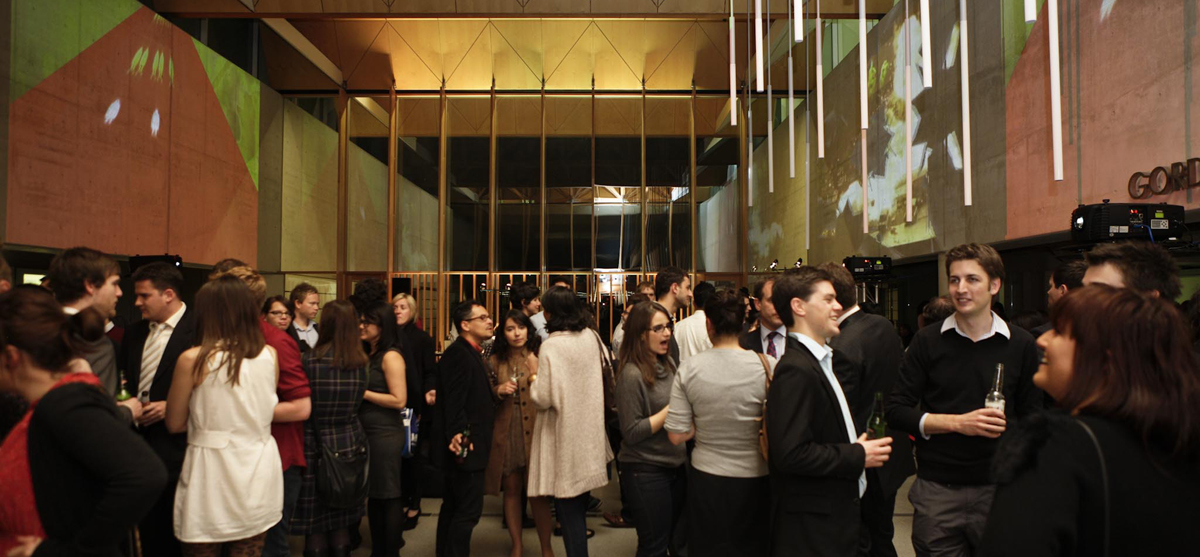 Cocktail Reception National Portrait Gallery