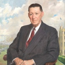 Sir Lawrence Wackett, c. 1961 William Dargie
