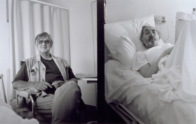 The Last Picture Show (Lewis Morley and Henry Talbot), 1999 by Lewis Morley