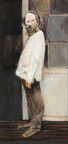 Portrait of Patrick Ryan, 1971 Fred Williams