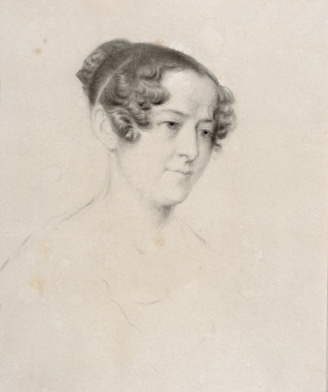Jane, Lady Franklin, 1838