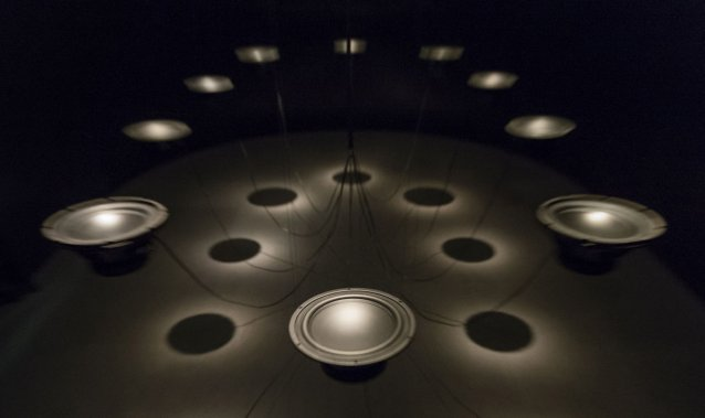 Ricochet Immersive sound installation by Lawrence English