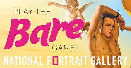 Discover your alter-ego from art history &ndash; play <a href=&quot;http://www.portrait.gov.au/content/bare-game&quot;>The Bare Game</a> now
