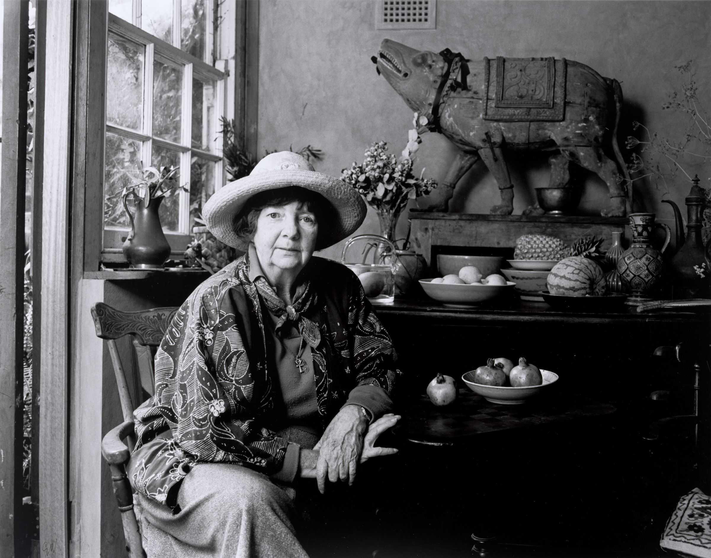 Margaret Olley, 1991 by Greg Weight