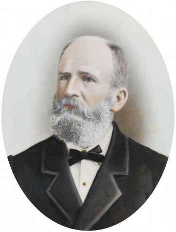 John Dunn, c.1880's an unknown artist