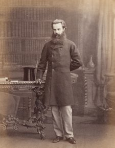 Thomas Woolner, c. 1865 by an unknown artist