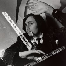 Barry Humphries, 1962 by Lewis Morley