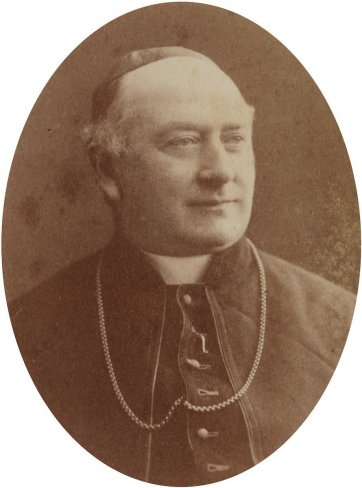 Archbishop Thomas Joseph Carr, c. 1886 Johnstone O'Shannessy & Co