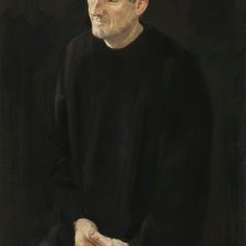 Paul Boston, 1995 by Rick Amor