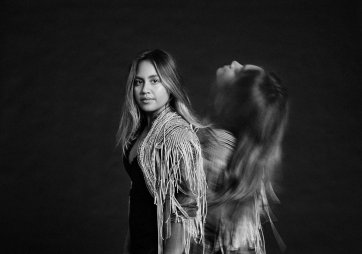 Jessica Mauboy, 2018 by David Rosetzky