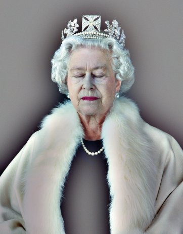Queen Elizabeth II ('Lightness of Being')