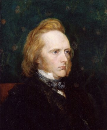 George Douglas Campbell, 8th Duke of Argyll by George Frederic Watts