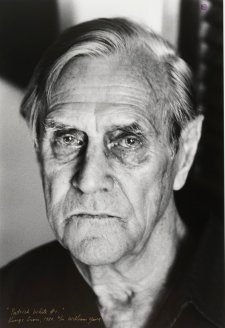 Patrick White, 1980 by William Yang
