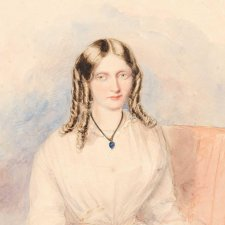 Elizabeth Read (née Archer), c. 1853 an unknown artist