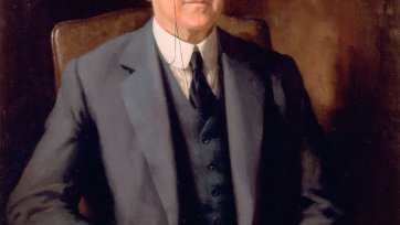 Portrait of Mr Geoffrey E. Fairfax, 1929 W.A. Bowring