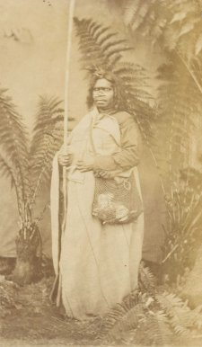 Queen Rose of the Wathaurung People, c.1876-77 Fred Kruger