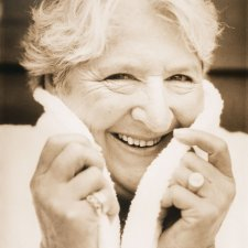 Dawn Fraser, 1998 (printed 2001) by Peter Brew-Bevan