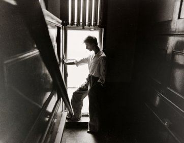 Graeme Murphy AM, 1977 (printed 2002) by Lewis Morley