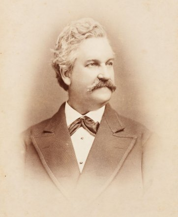Henry Edwards, c.1874 by Bradley and Rulofson