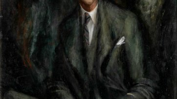 Sir Hudson Fysh, 1950 William Dobell
