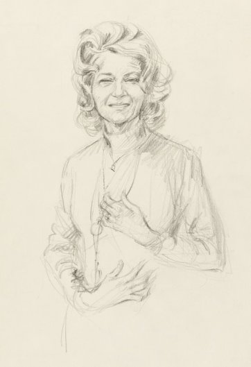 Rada Penfold Russell by Louis Kahan