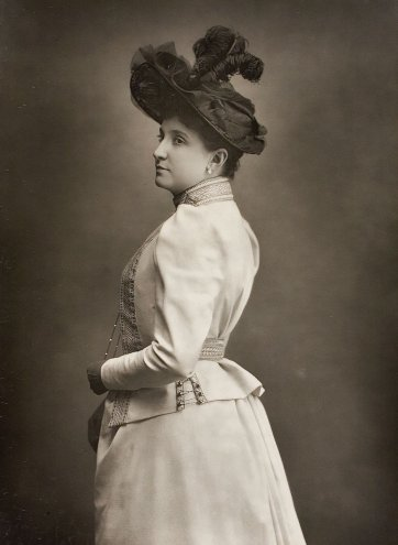 Dame Nellie Melba by an unknown artist