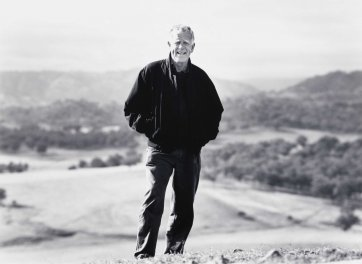Semi self portrait, Hunter Valley, 1992 (printed 2000) David Moore