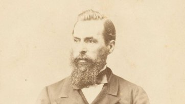 John Roper, 1860s John Buchanan Smith