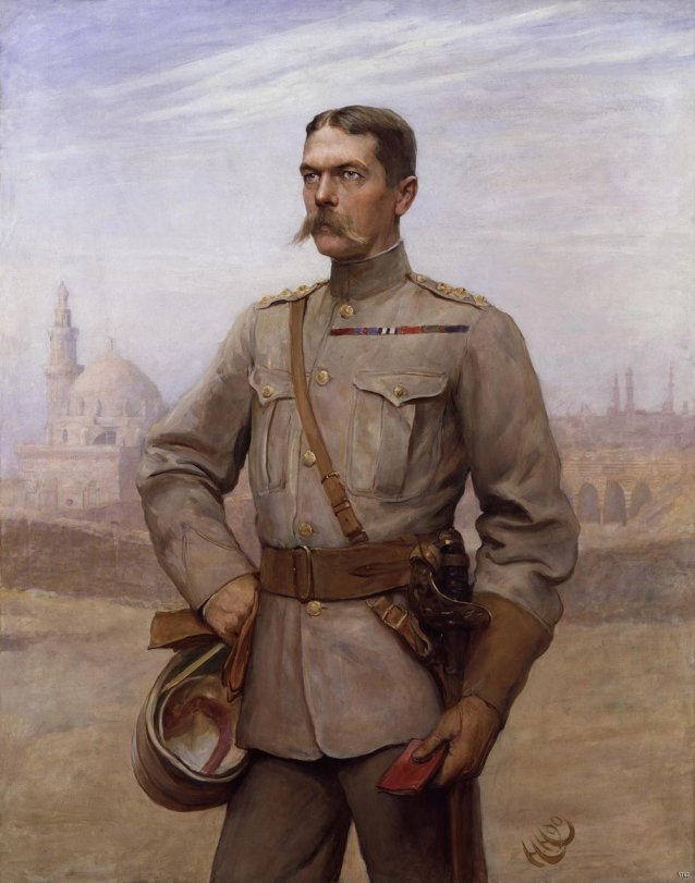 Herbert Kitchener, 1st Earl Kitchener, 1890