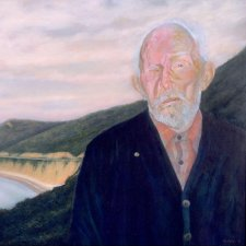 Portrait of Alec Campbell, 2001-04 Terry Eichler