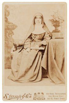 Portrait of Mary MacKillop c 1873