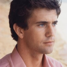 Mel Gibson, 1982 by William Yang