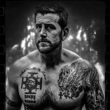 Ben Roberts-Smith, 2017 by Julian Kingma