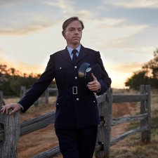 Hugo Weaving as Horatio Farrat by Ben King Film: The Dressmaker, 2015