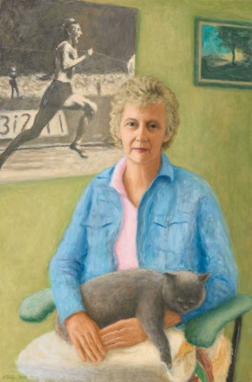 Betty Cuthbert, 2002 Andrew Daly