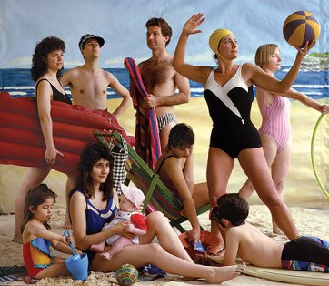 The Bathers, 1989
