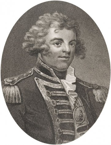 Admiral Bligh, 1801 by John Chapman