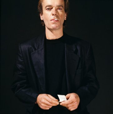 Martin Amis, by Nigel Parry, 1995 publ. May 1995.