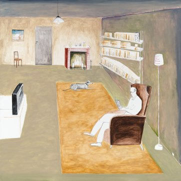 Quiet Room, 2013 by Noel McKenna
