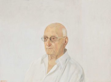 David Malouf, 2012 by Rick Amor