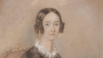 Ann Mary Windeyer, 1847 by G Ziegler