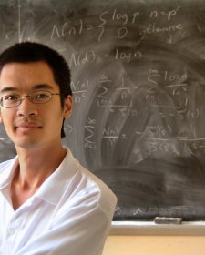 Professor Terence Tao, 2006 Reed Hutchinson