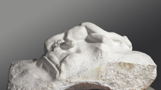 The Death of Athens (Lamentation on the Acropolis), 1904 - 1906 by Auguste Rodin